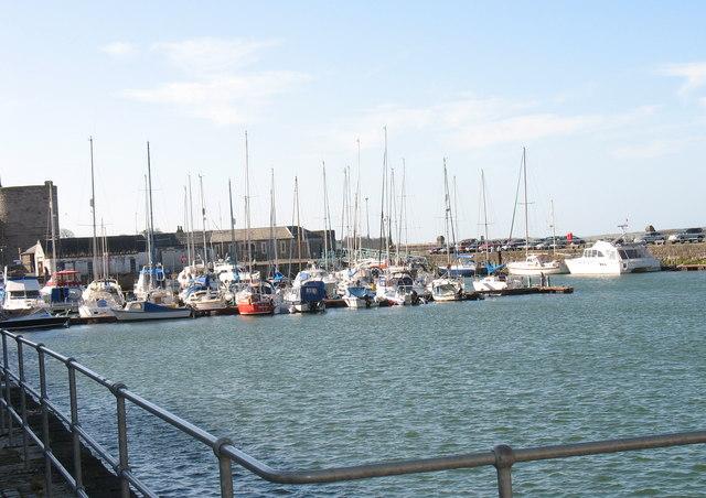 The Victoria Dock