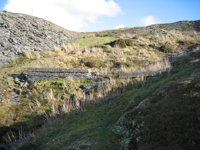 Dam in Disused Quarry