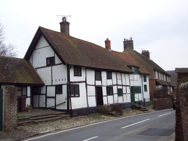 Cottages in South Harting