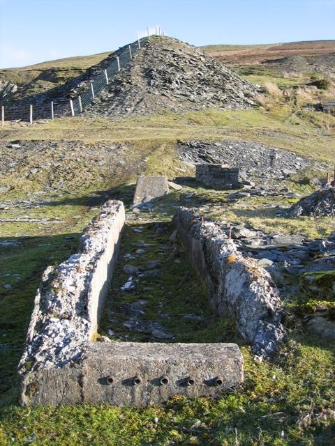 Ruined Quarry Buildings
