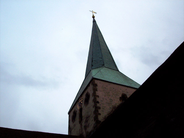 Church of St Mary and St Gabriel, South Harting - Spire