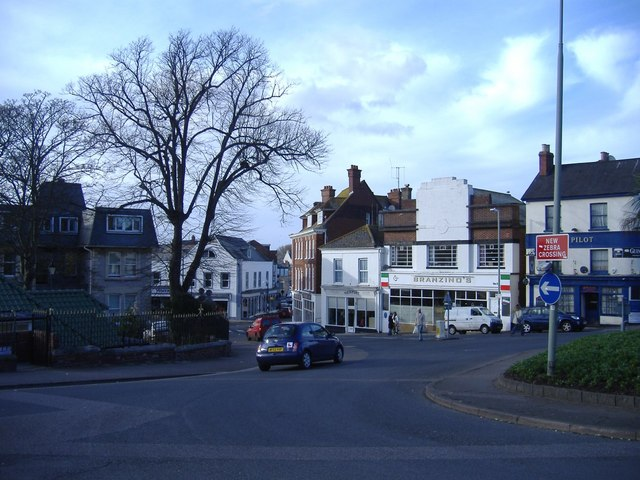 St Andrew's Road, Exmouth