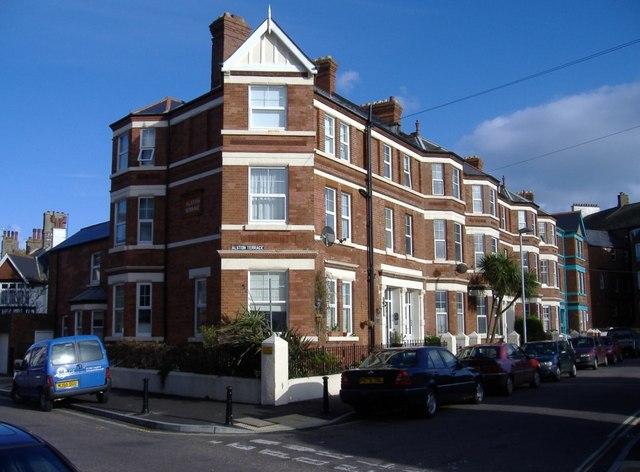 Alston Terrace, Exmouth
