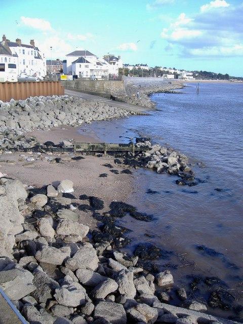 Mamhead slipway, Exmouth