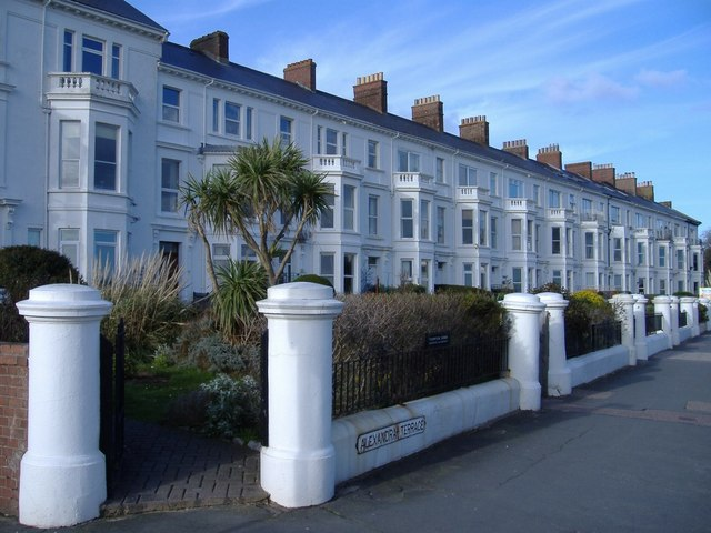 Alexandra Terrace, Exmouth