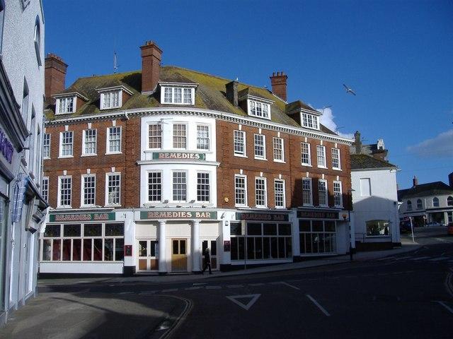 Remedies Bar, Exmouth