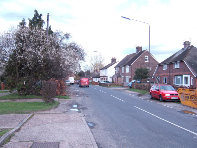 Whetsted Road, Five Oak Green