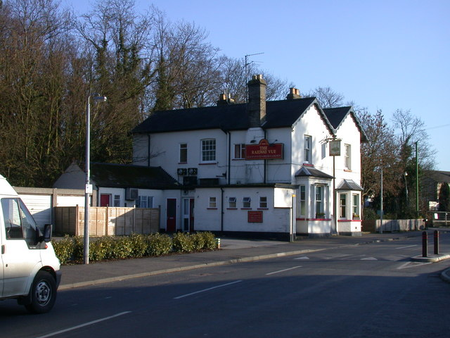 The Railway Vue PH, Impington