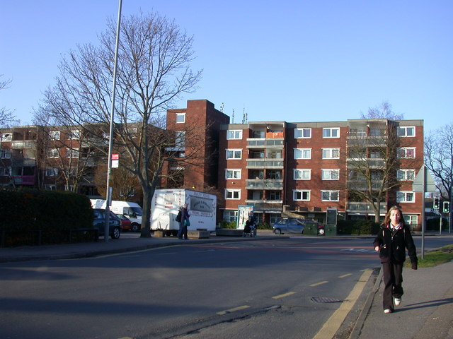 Kingsway Flats, Arbury, Cambridge