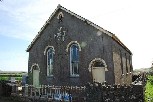 Capel Horeb Uwchmynydd