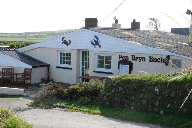 Bwyty Pysgod Pen Bryn Bach Fish Restaurant Uwchmynydd