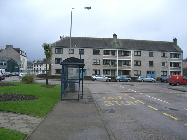 Campbeltown Bus Station shelters