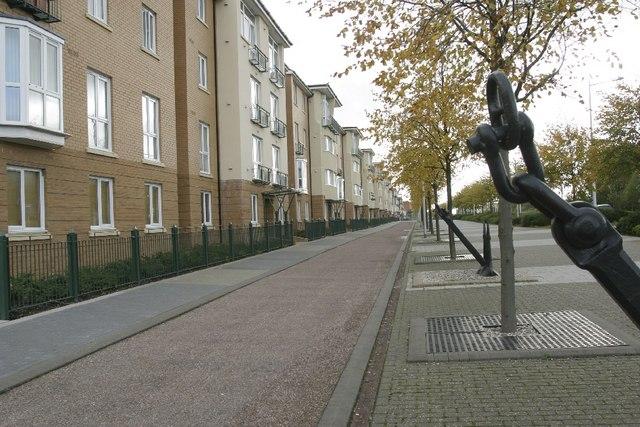 Lloyd George Avenue