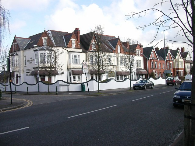 Rugby-Clifton Road