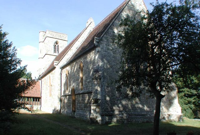 St Mary, Thundridge, Herts