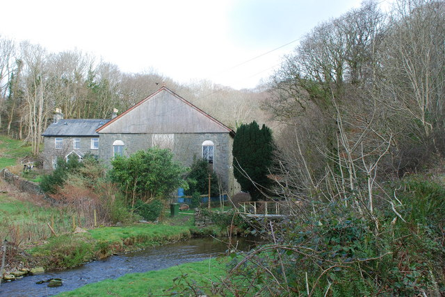 Chapel - Llanfrothen