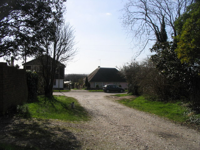 South down Ashlings Way