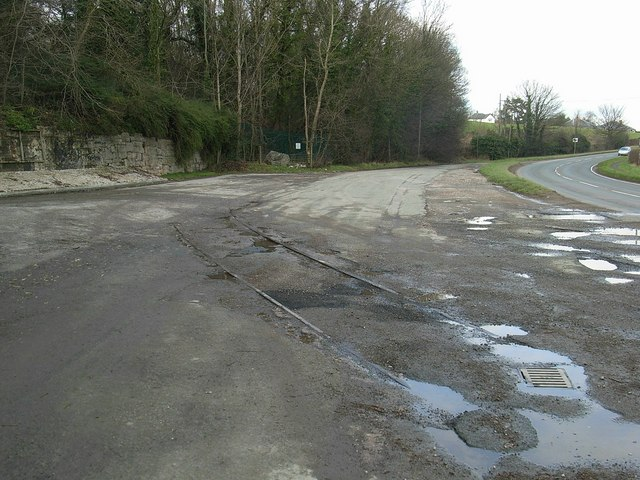 Former track