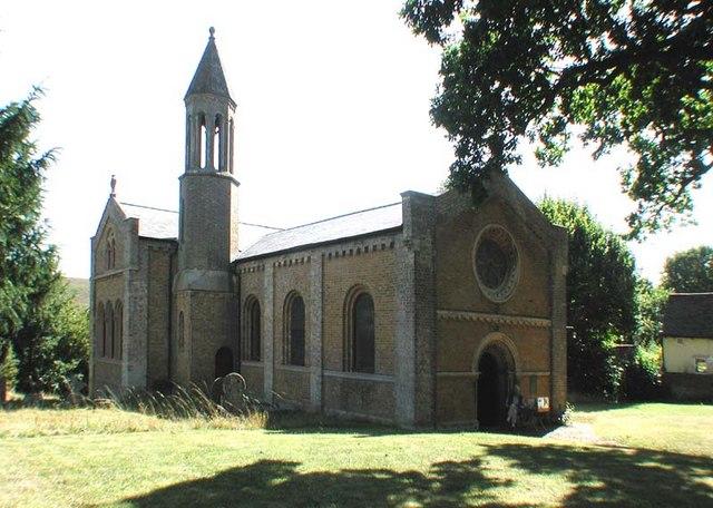 Holy Trinity, Wareside, Herts