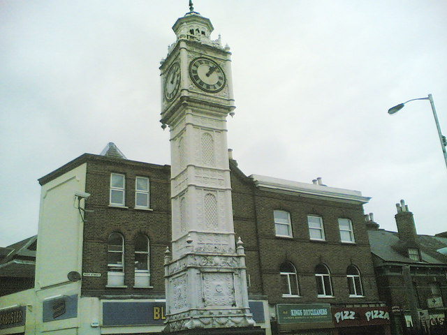 South Norwood Clock Tower