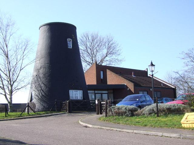 Converted Windmill, Hempnall