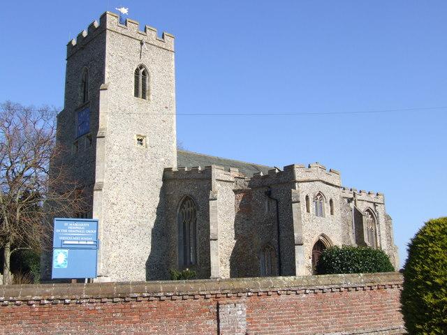 St Margaret's Church, Hempnall