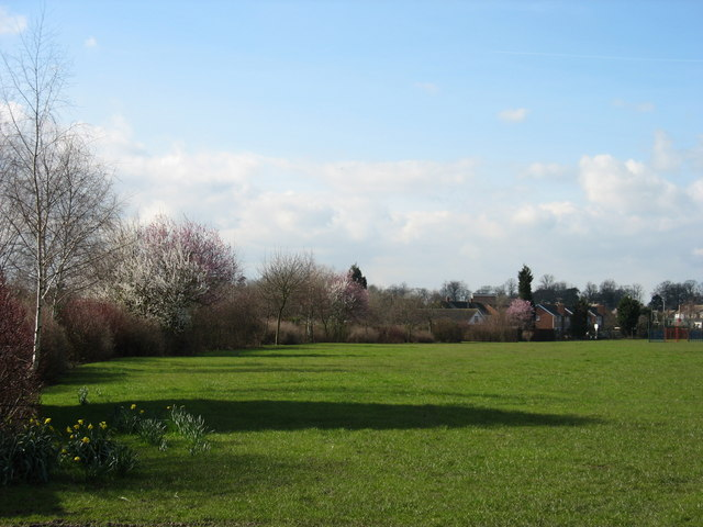 William Gunning Park South Wigston