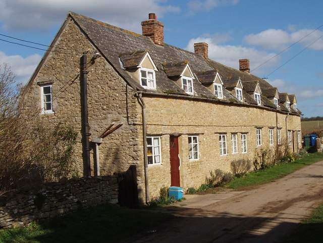 Cottages at Hampton Gay