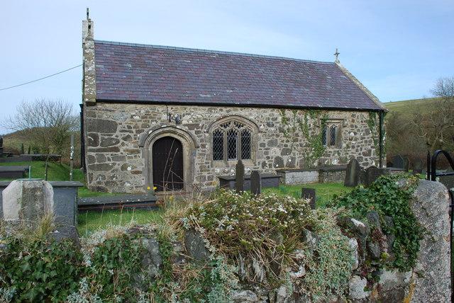 Eglwys St Gwynhoedl Llangwnnadl