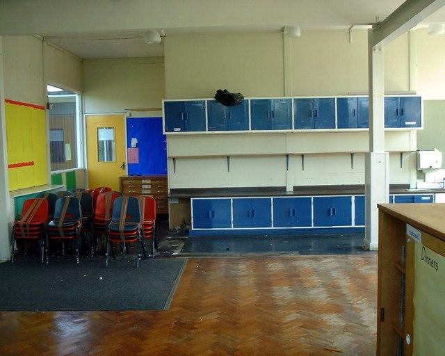 Hemsworth Junior School (Demolished)