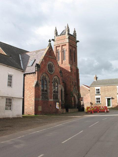 Former Methodist Church, Helperby