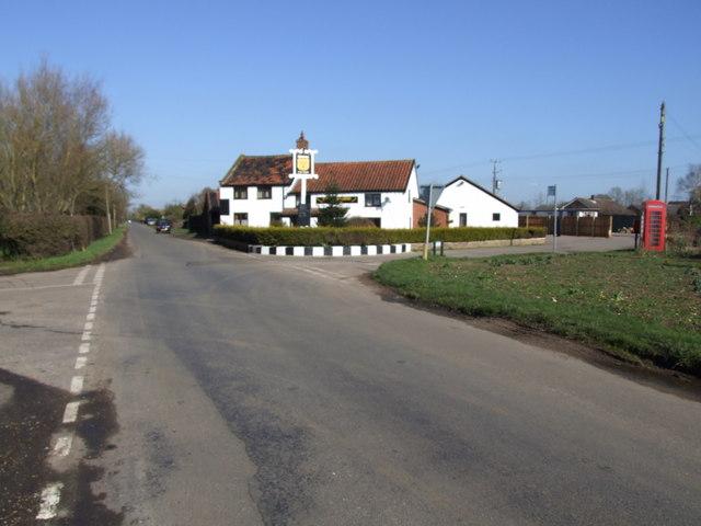 Pub at the Crossroads