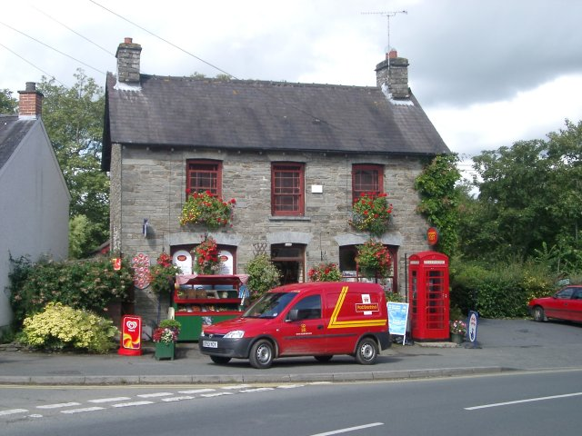 Cenarth Post Office
