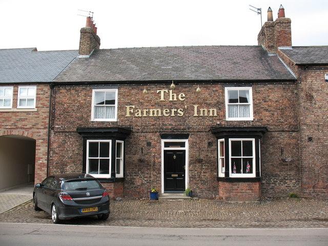 The Farmers Inn, Brafferton