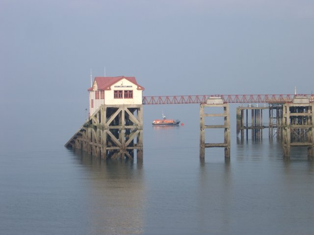 Lifeboat Station Mumbles