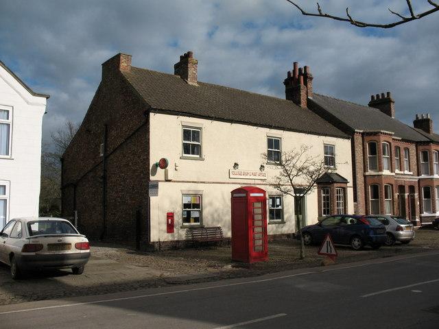 Helperby Post Office