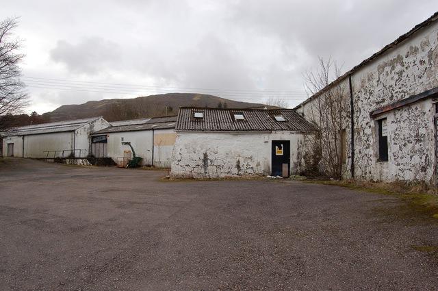 Skye Wool Mill