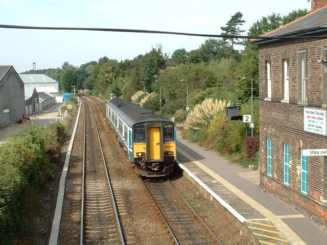 Brundall Station