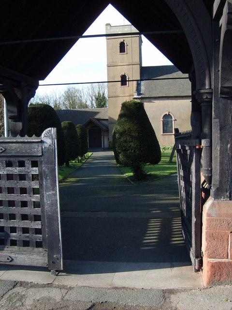 Himley Church