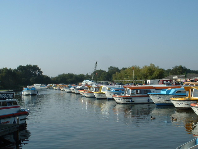 Richardsons Boat Yard