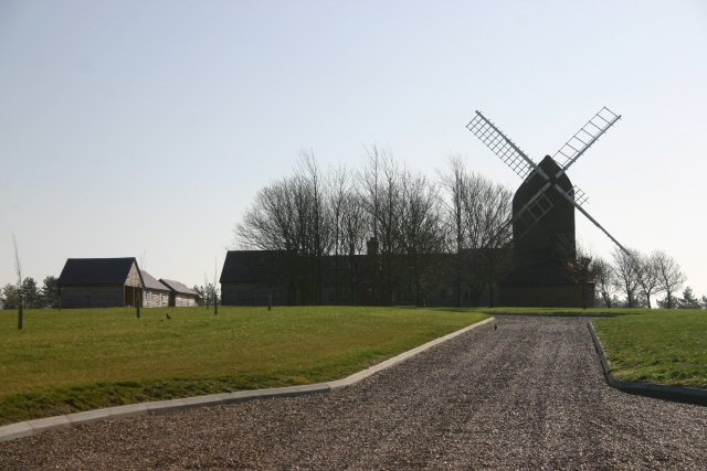 Six Mile Bottom Windmill