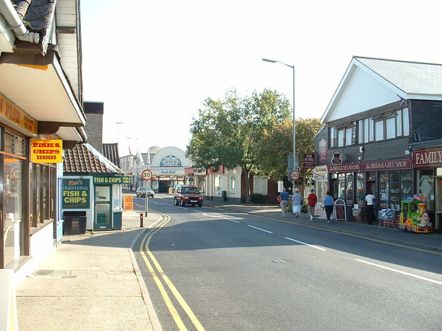 Shops in Wroxham