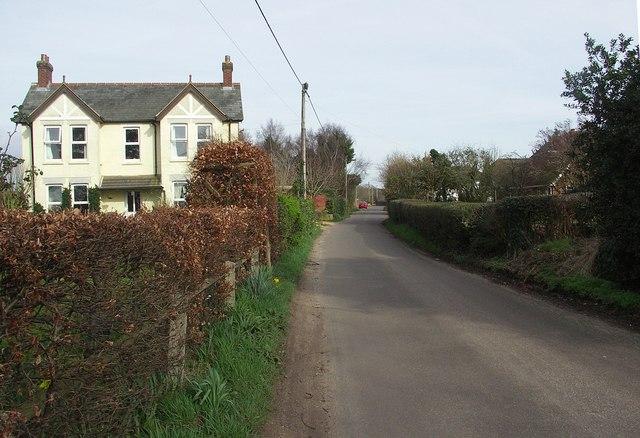 Lyndhurst Road, Godwinscroft.