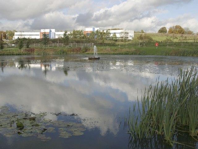 Celtic Springs Business Park, Newport