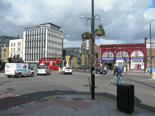 Kennington Road / Westminster Bridge Road