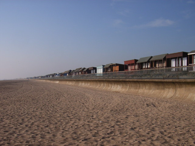 Beach Chalets at Sandilands