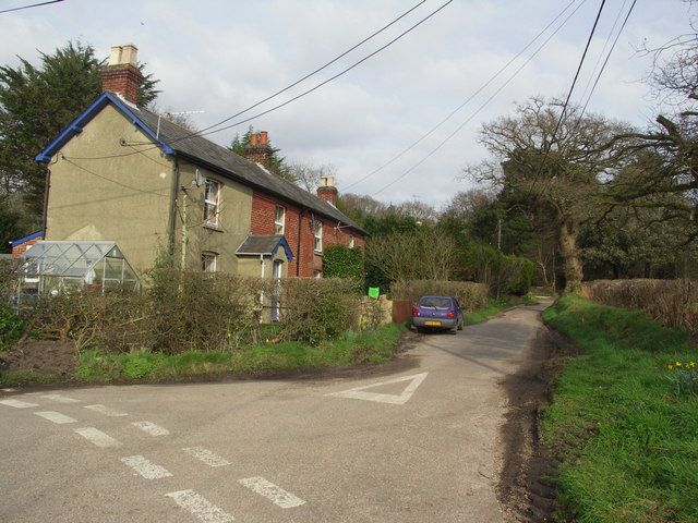 Cottages at Waterditch