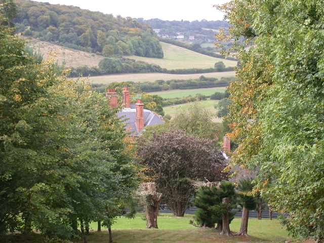 Bradenham Manor and Valley
