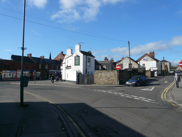 Clay Cross - The Old English Inn