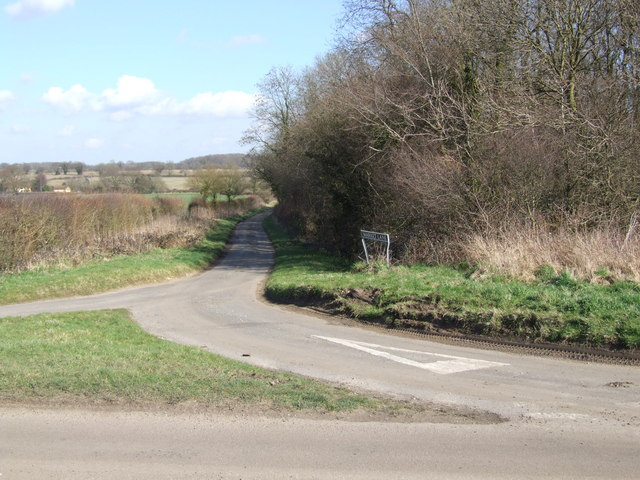 Junction of Wash Lane and Market Lane